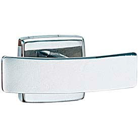Bobrick® ClassicSeries™ Double Robe Hook - Bright Polished - B672