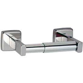 Bobrick® Surface Mounted Single Tissue Dispenser - Satin - B6857