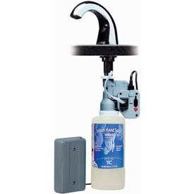 Bobrick® Automatic Lavatory Mounted Soap Dispenser Starter Kit - B826.18