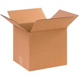 "Cardboard Corrugated Boxes 10"" x 9"" x 9"" 200#/ECT-32 - Pkg Qty 25"