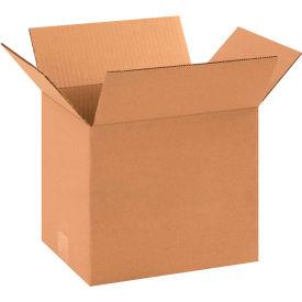 "Cardboard Corrugated Boxes 11-1/4"" x 8-3/4"" x 10"" 200#/ECT-32 - Pkg Qty 25"
