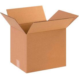 "Cardboard Corrugated Box 12"" x 10"" x 10"" 200lb. Test/ECT-32  - Pkg Qty 25"