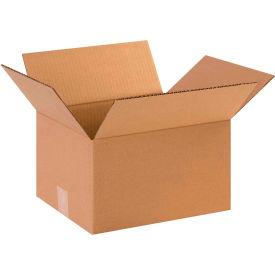 "Cardboard Corrugated Boxes 12"" x 10"" x 7"" 200#/ECT-32 - Pkg Qty 25"