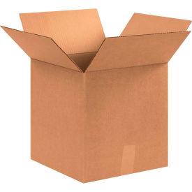 "Cardboard Corrugated Boxes 12-3/4"" x 12-3/4"" x 13-1/2"" 200#/ECT-32 - Pkg Qty 25"