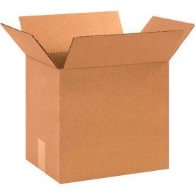 "Cardboard Corrugated Boxes 12"" x 9"" x 10"" 200#/ECT-32 - Pkg Qty 25"