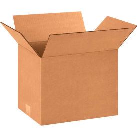 "Cardboard Corrugated Boxes 12-1/4"" x 9-1/4"" x 9"" 200#/ECT-32 - Pkg Qty 25"