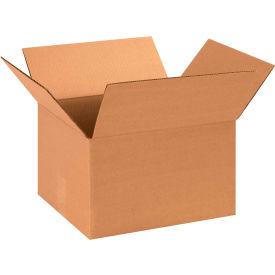 "Cardboard Corrugated Boxes 13"" x 11"" x 8"" 200#/ECT-32 - Pkg Qty 25"