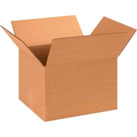 "Cardboard Corrugated Boxes 13"" x 11"" x 9"" 200#/ECT-32 - Pkg Qty 25"