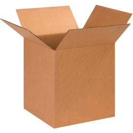 "Cardboard Corrugated Boxes 13"" x 13"" x 15"" 200#/ECT-32 - Pkg Qty 25"