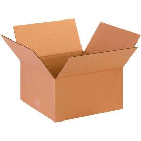 "Cardboard Corrugated Boxes 13"" x 13"" x 7"" 200#/ECT-32 - Pkg Qty 25"