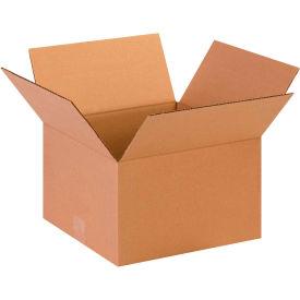 "Cardboard Corrugated Boxes 13"" x 13"" x 8"" 200#/ECT-32 - Pkg Qty 25"