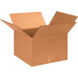 "Cardboard Corrugated Boxes 13"" x 13"" x 9"" 200#/ECT-32 - Pkg Qty 25"