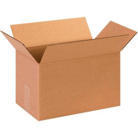 "Long Cardboard Corrugated Boxes 13"" x 8"" x 8"" 200#/ECT-32 - Pkg Qty 25"