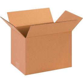 "Cardboard Corrugated Boxes 13"" x 9"" x 11"" 200#/ECT-32 - Pkg Qty 25"