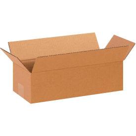 "Long Cardboard Corrugated Boxes 14"" x 6"" x 4"" 200#/ECT-32 - Pkg Qty 25"