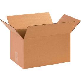 "Cardboard Corrugated Boxes 14"" x 9"" x 8"" 200#/ECT-32 - Pkg Qty 25"