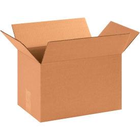 "Cardboard Corrugated Boxes 14"" x 9"" x 9"" 200#/ECT-32 - Pkg Qty 25"