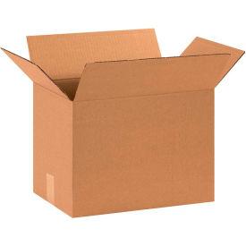 "Cardboard Corrugated Boxes 15"" x 10"" x 14"" 200#/ECT-32 - Pkg Qty 25"