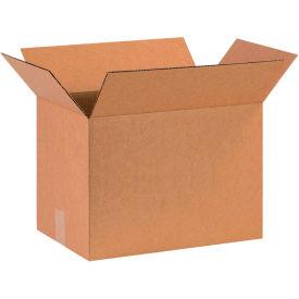 "Cardboard Corrugated Boxes 16"" x 10"" x 12"" 200#/ECT-32 - Pkg Qty 25"