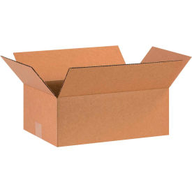"Cardboard Corrugated Boxes 16"" x 10"" x 6"" 200#/ECT-32 - Pkg Qty 25"