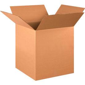 "Cardboard Corrugated Boxes 16"" x 16"" x 18"" 200#/ECT-32 - Pkg Qty 25"