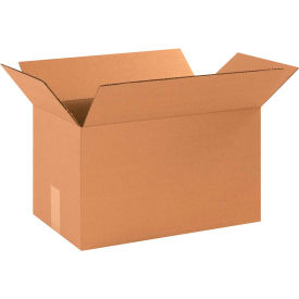 "Long Cardboard Corrugated Boxes 17"" x 10"" x 10"" 200#/ECT-32 - Pkg Qty 25"