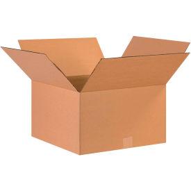 "Cardboard Corrugated Boxes 17"" x 17"" x 10"" 200#/ECT-32 - Pkg Qty 25"