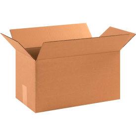 "Long Cardboard Corrugated Boxes 18"" x 8"" x 8"" 200#/ECT-32 - Pkg Qty 25"