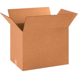 "Cardboard Corrugated Boxes 18"" x 12"" x 14"" 200#/ECT-32 - Pkg Qty 25"