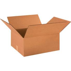 "Cardboard Corrugated Boxes 18"" x 16"" x 8"" 200#/ECT-32 - Pkg Qty 25"
