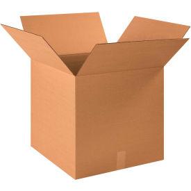 "Cube Cardboard Corrugated Boxes 19"" x 19"" x 19"" 200#/ECT-32 - Pkg Qty 10"