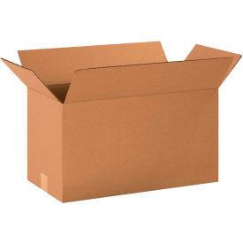 "Cardboard Corrugated Boxes 20"" x 10"" x 12"" 200#/ECT-32 - Pkg Qty 25"