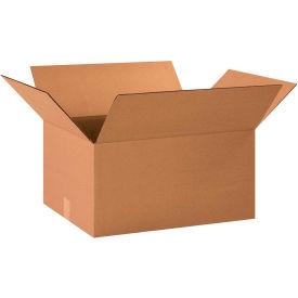 "Cardboard Corrugated Boxes 20"" x 15"" x 10"" 200#/ECT-32 - Pkg Qty 20"