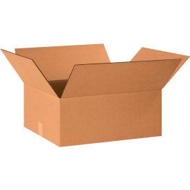 "Cardboard Corrugated Boxes 20"" x 16"" x 8"" 200#/ECT-32 - Pkg Qty 25"