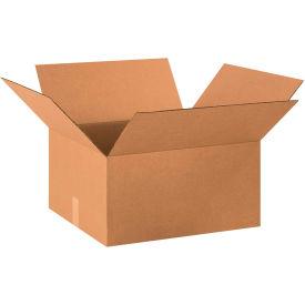 "Cardboard Corrugated Boxes 20"" x 18"" x 10"" 200#/ECT-32 - Pkg Qty 10"
