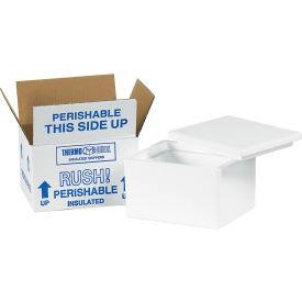 "Insulated Shipping Kits, 6"" x 4-1/2"" x 3"", 24 Kits"