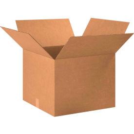 "Cardboard Corrugated Boxes 20"" x 20"" x 15"" 200#/ECT-32 - Pkg Qty 20"