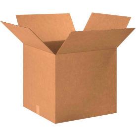 "Cardboard Corrugated Boxes 20"" x 20"" x 18"" 200#/ECT-32 - Pkg Qty 10"