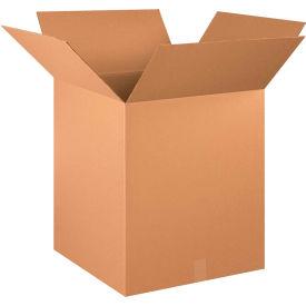 "Cardboard Corrugated Boxes 20"" x 20"" x 24"" 200#/ECT-32 - Pkg Qty 10"