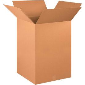 "Cardboard Corrugated Boxes 20"" x 20"" x 30"" 200#/ECT-32 - Pkg Qty 10"