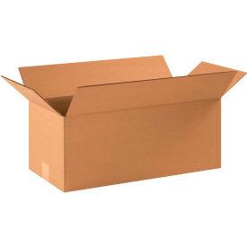"Cardboard Corrugated Boxes 22"" x 10"" x 9"" 200#/ECT-32 - Pkg Qty 20"