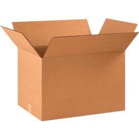 "Cardboard Corrugated Boxes 22"" x 14"" x 14"" 200#/ECT-32 - Pkg Qty 20"