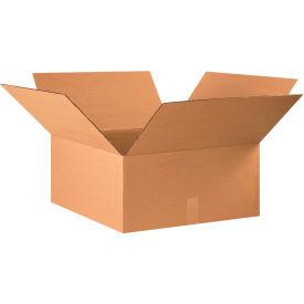 "Cardboard Corrugated Boxes 22"" x 22"" x 10"" 200#/ECT-32 - Pkg Qty 15"