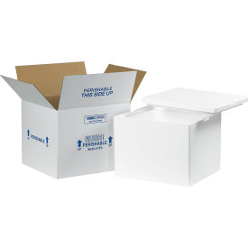 "Insulated Shipping Kit, 12"" x 10"" x 9"""