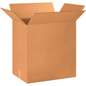"Cardboard Corrugated Boxes 24"" x 16"" x 24"" 200#/ECT-32 - Pkg Qty 10"
