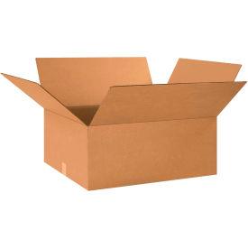 "Cardboard Corrugated Boxes 24"" x 20"" x 10"" 200#/ECT-32 - Pkg Qty 10"