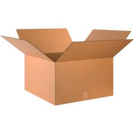 "Cardboard Corrugated Boxes 24"" x 24"" x 14"" 200#/ECT-32 - Pkg Qty 10"
