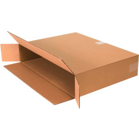 "Side Loading Cardboard Corrugated Boxes 24"" x 5"" x 18"" 200#/ECT-32 - Pkg Qty 25"