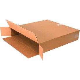 "Side Loading Cardboard Corrugated Boxes 24"" x 5"" x 24"" 200#/ECT-32 - Pkg Qty 25"