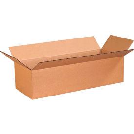 "Long Cardboard Corrugated Boxes 24"" x 9"" x 6"" 200#/ECT-32 - Pkg Qty 25"